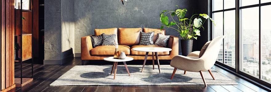 Magasin de meuble